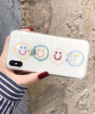 スマイルiPhoneケース