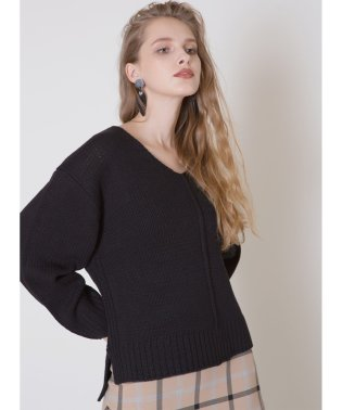 Bulky Medi Knit Tops