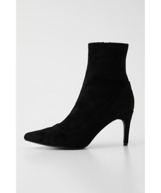 POINTED TOE FITTED BOOTS