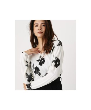 NUDIE FLOWER KNIT TOPS 2
