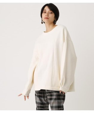 PANEL SWEAT TUNIC