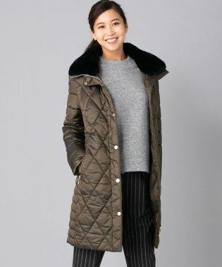 【BASLER】キルティング中わたコート