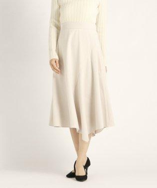 DVスウェードプリント スカート