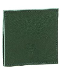 イルビゾンテ コインケース IL BISONTE C0615P 293 メンズ レディース 小銭入れ 無地 VERDE 緑