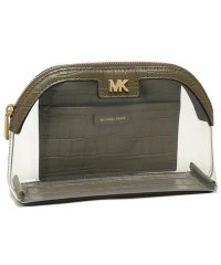 マイケルコース ポーチ MICHAEL KORS 32S9GF9T3P 333 POUCHES & CLUTCHES LG TRAVEL POUCH レディース