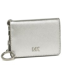 マイケルコース カードケース MICHAEL KORS 32S9MF6D5M 040 MONEY PIECES KEY RING CARD HOLDER カード