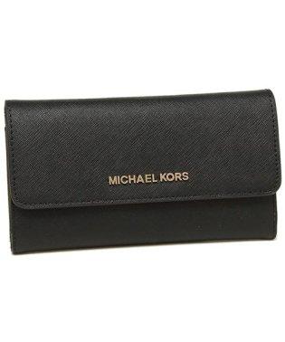 マイケルコース 長財布 アウトレット レディース MICHAEL KORS 35S8GTVF7L BLACK ブラック