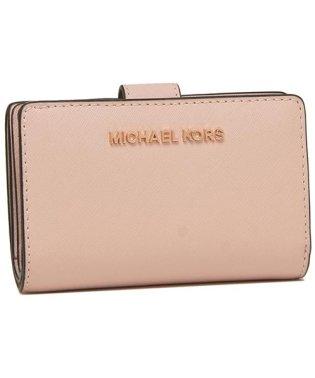 マイケルコース 折財布 アウトレット レディース MICHAEL KORS 35T9RTVF2L BLOSSOM ピンク