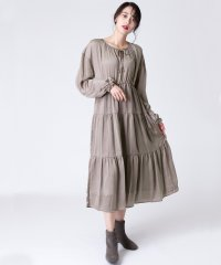 [radiate the lifedress]ティアードワンピース