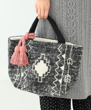 【WEB限定】Lilas Campbell / ライジング トートバッグ