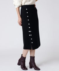 [radiate the lifedress]ボタンスリットタイトスカート