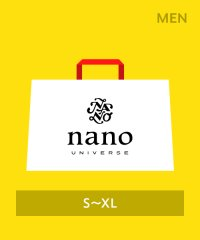 【2020年福袋】nano・universe(メンズ)