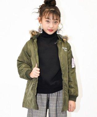 中綿キルトジャケット