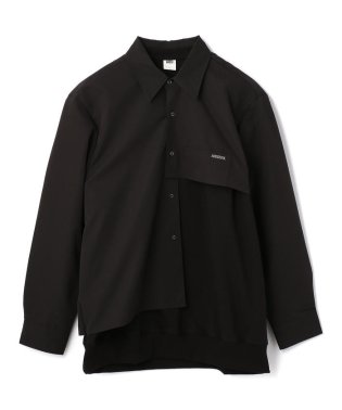 ADD SEOUL/アドソウル/HIBRID CUT OUT SHIRTS