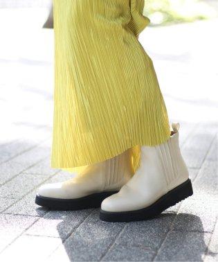 GRISE アツゾコサイドゴアショートブーツ◆