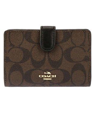 COACH レディース F23553 二つ折り財布