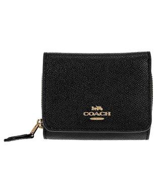 COACH レディース F37968 三つ折り財布 コンパクト