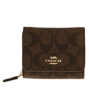 COACH レディース F41302 三つ折り財布