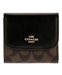 COACH レディース F87589 三つ折り財布