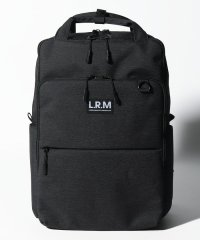 【L.R.M】 10Pスクエア3層リュック