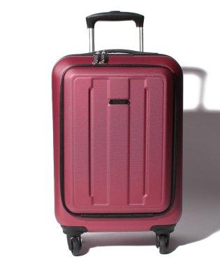 スーツケース フロント゜オープン S 機内持ち込み対応サイズ