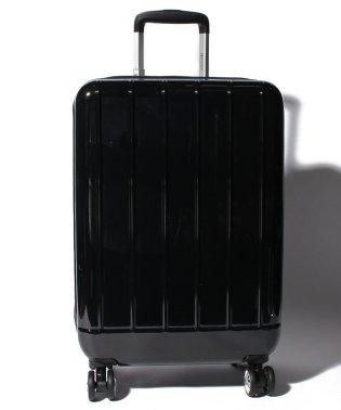 スーツケース ファスナーキャリー 鏡面仕上げ