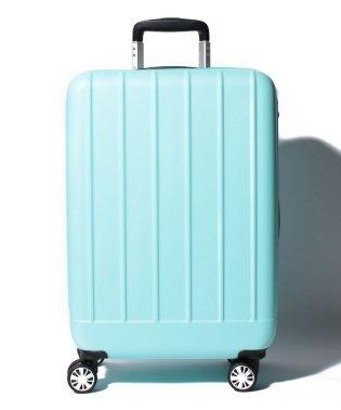 スーツケース ファスナーキャリー