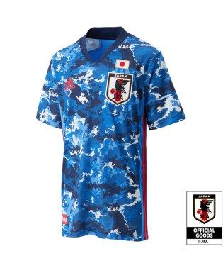アディダス/キッズ/Kids サッカー日本代表 2020 ホームレプリカユニフォーム 半袖