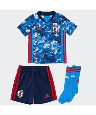 アディダス/キッズ/Kids サッカー日本代表 2020 ホームミニキット