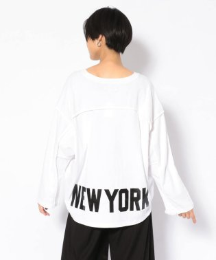 SH/ニューヨーク ロングスリーブティーシャツ/NEW YORK T-SHIRT