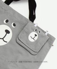 【先行販売・新生活対応・coen キッズ / ジュニア】コーエンベアポケットポーチ