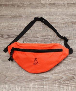 【coen キッズ / ジュニア】コーエンベア刺繍ボディバッグ(ウエストポーチ)