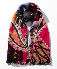 ACCESSORIES FLAT KNIT LONG SCARF