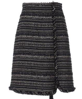 《Maglie par ef-de》ラメツイードスカート