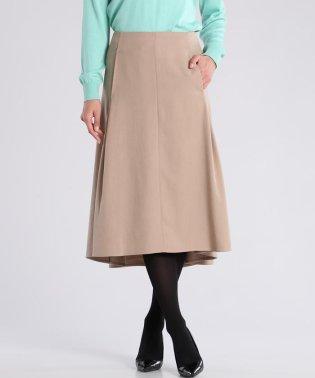 フレアデザインスカート