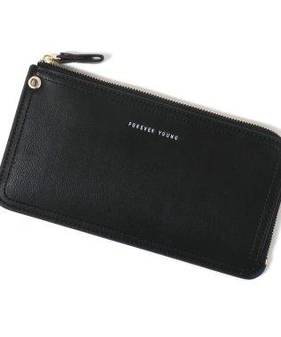 L字ファスナー薄型財布