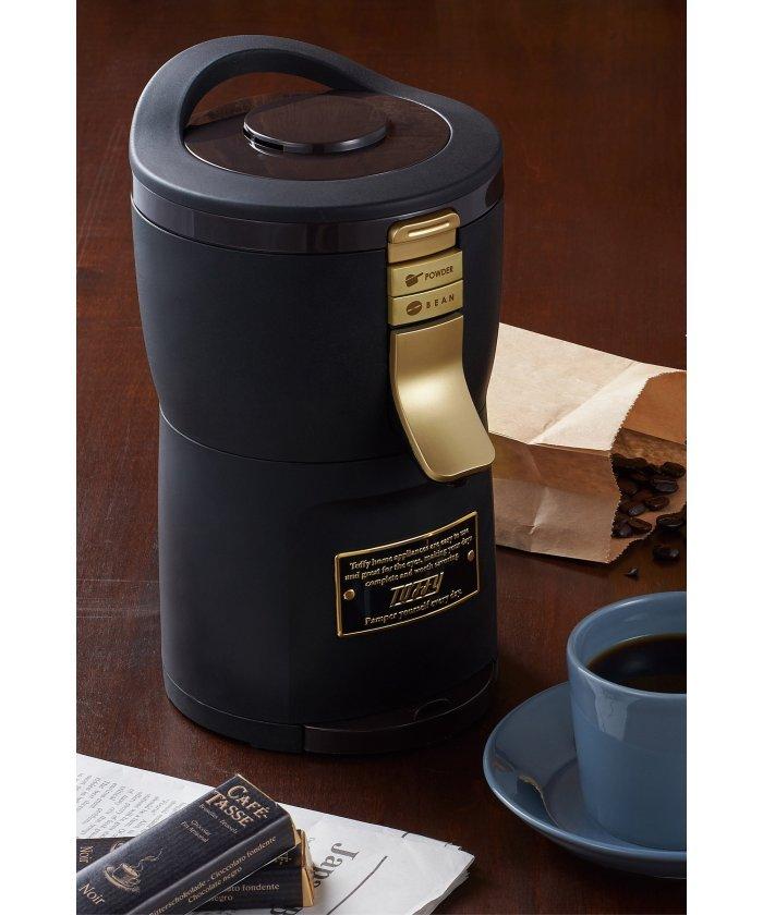 (LBC/エルビーシー)Toffy オートミル付コーヒーメーカー/ユニセックス ブラック