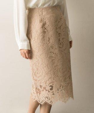 CELFORD コードレースタイトスカート