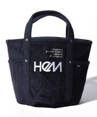 【HeM】 トート コーデュロイ S