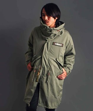 【AVIREX×roarguns】限定コラボモデル モッズコート/MODS COAT