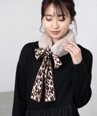 スカーフ付きエコファーティペット