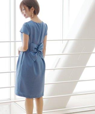 シェリーサテン ドレス
