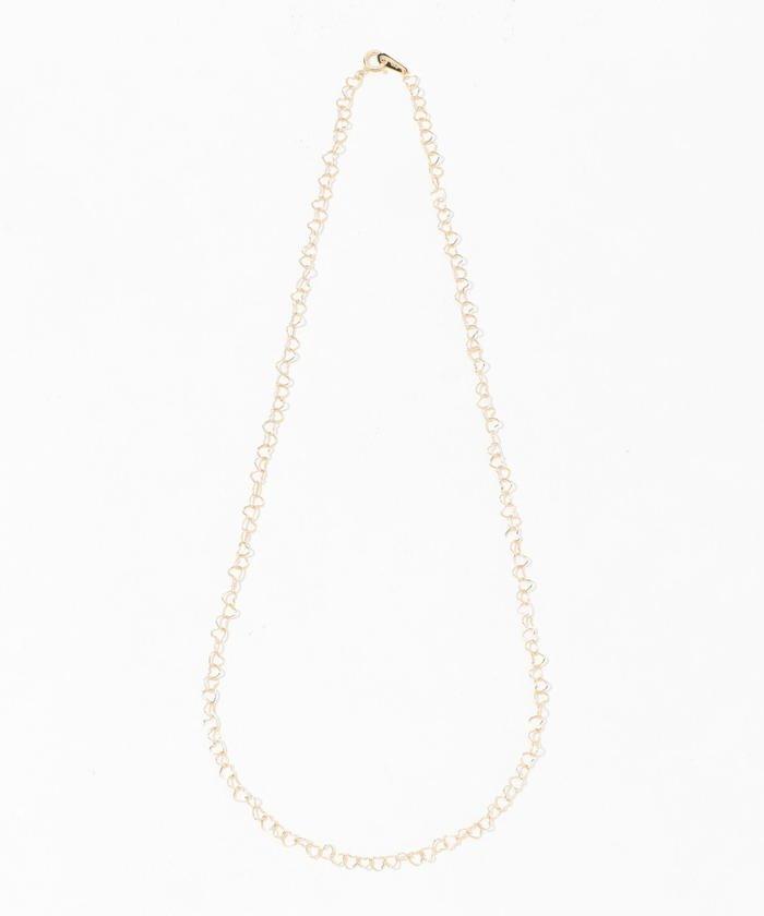 (TOMORROWLAND GOODS/トゥモローランド グッズ)LES BONBON heart necklace/レディース 91ゴールド