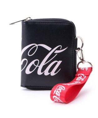 コカ・コーラ ストラップ付財布