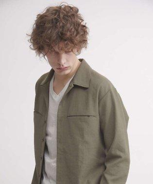 【20SS新作】セットアップ対応リランチェツイルバックヨークシャツ【予約】