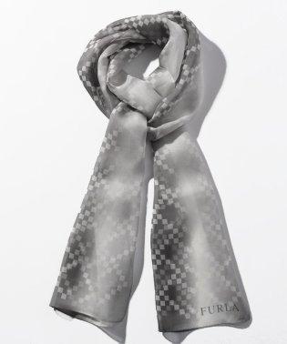 FURLA(フルラ) シルクローン プチロングスカーフ