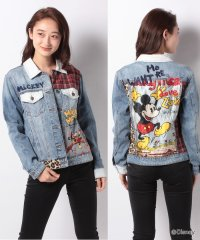 WOMAN DENIM DENIM JACKET