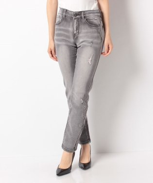 WOMAN DENIM DENIM LONG TROUSER