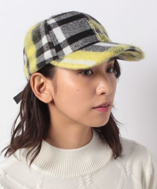 ACCESSORIES FABRIC HAT