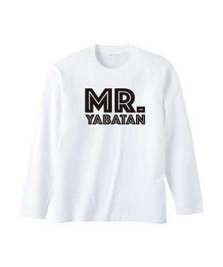 【MrYabatan】ロングスリーブ Tシャツ【予約】